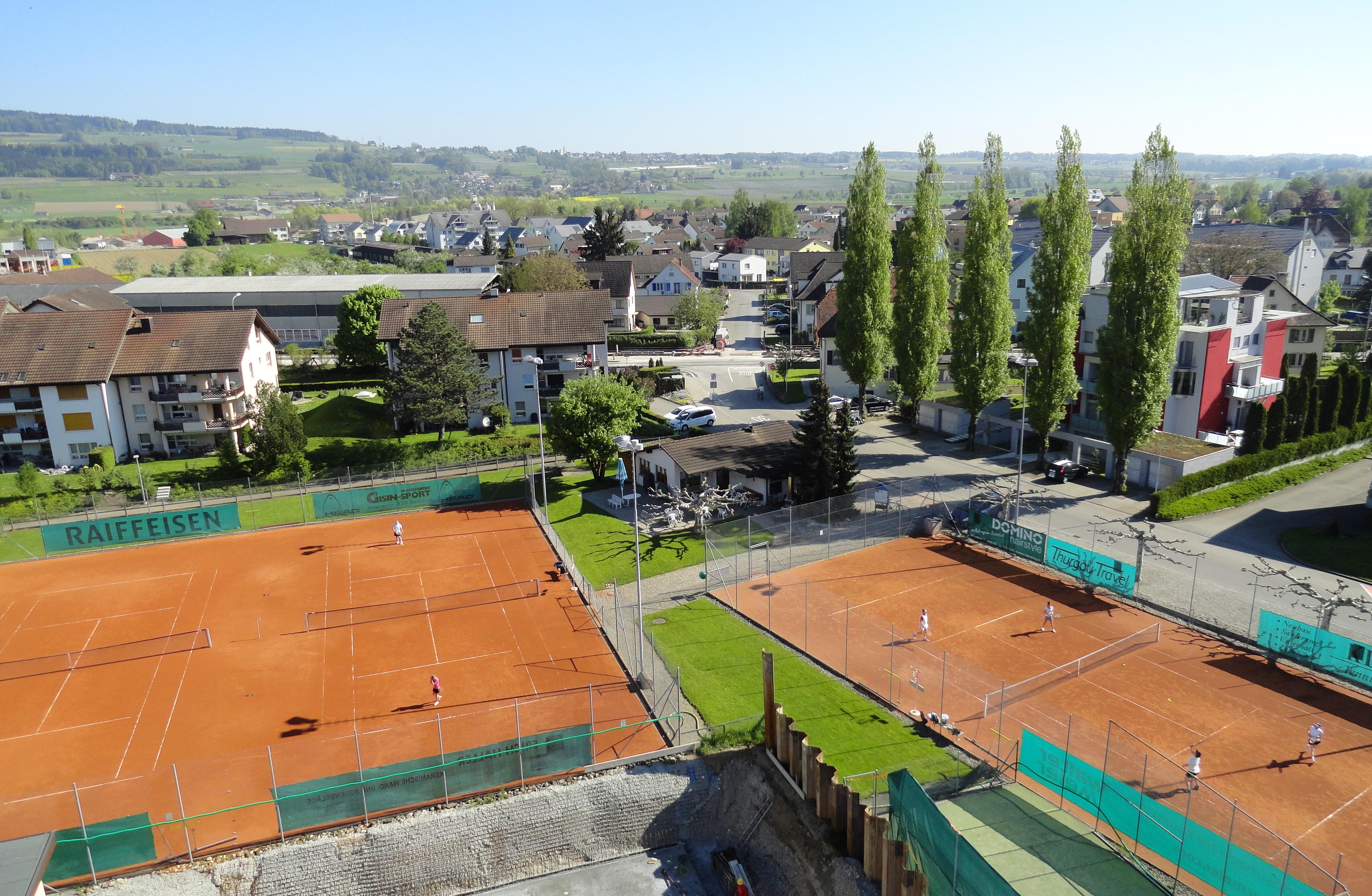 Thurgauer Meisterschaften 2017 in Bürglen