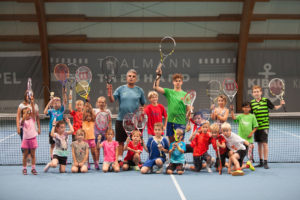 Foto Kids Tennis Camp 2017