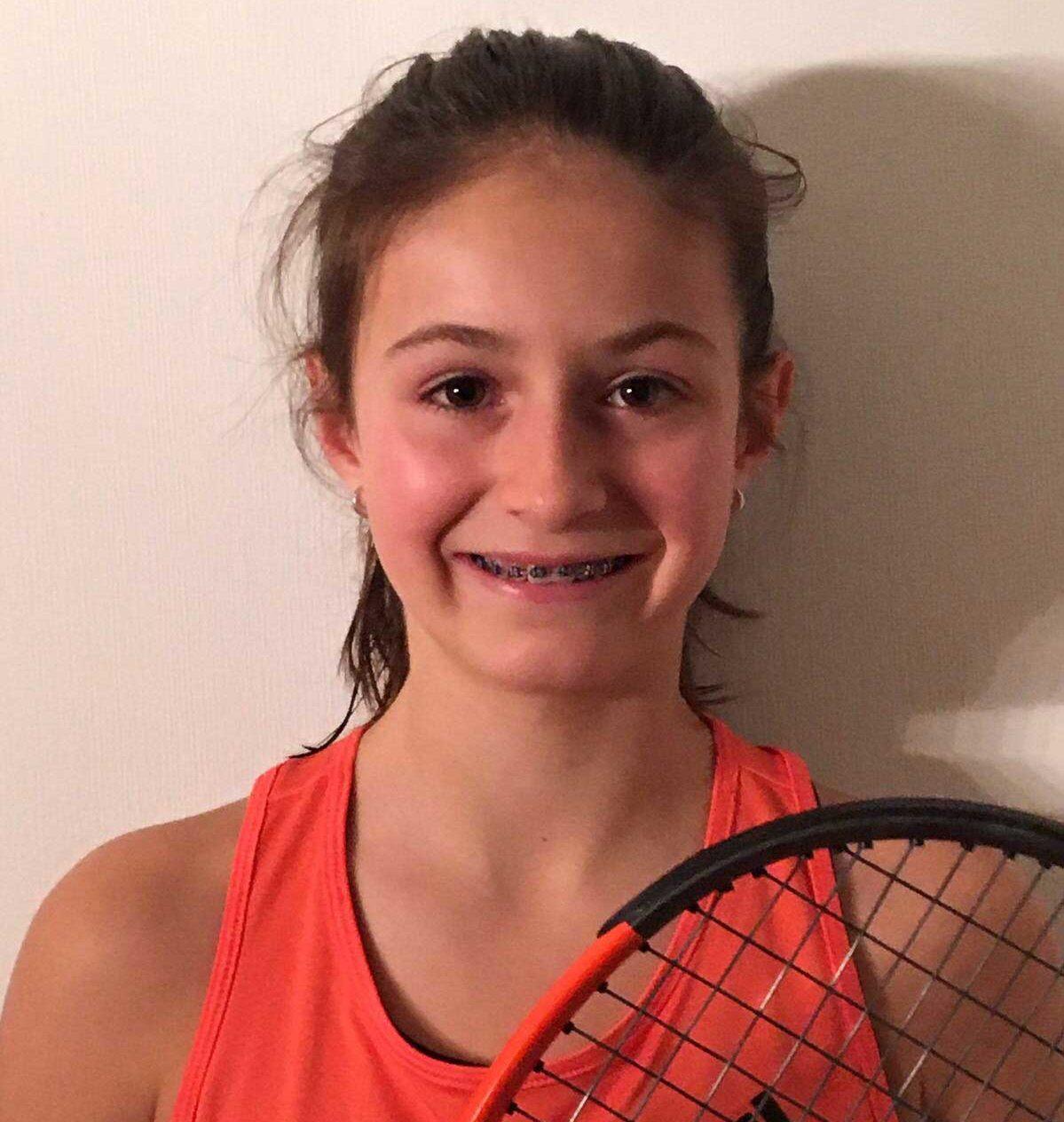 Ladina Bruhin für die Hallen SM 2018 qualifiziert