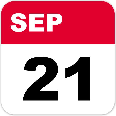 Finalsamstag 21.09.2018 – Zeitplan und Abschlussessen