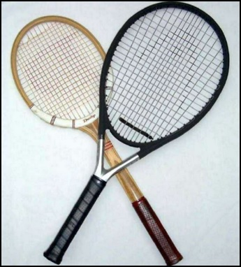 Tennisschläger – Börse